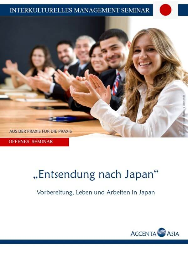 Seminarinformation Entsendung Japan Versetzung Japan